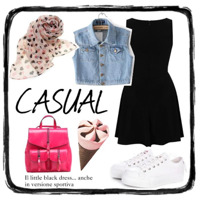 stile casual