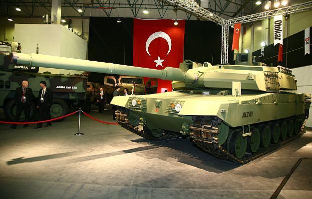 Turki cari mitra kembangkan alutsista di Indonesia