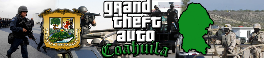 GTA Coahuila MX