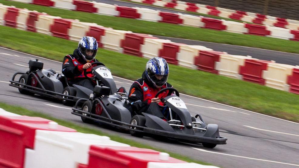 The Ridge Motorsports Park Track Decal Sticker Race Autocross X PNW Shelton WA