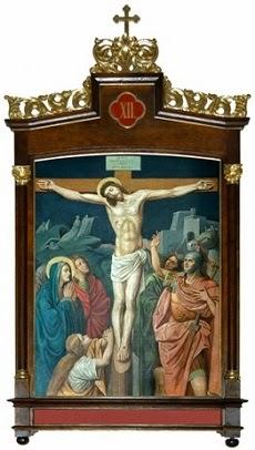 Meditações Via Sacra presidida pelo Santo Padre