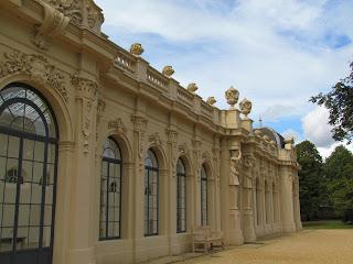 orangery, Wrest Park, garden, Visit, English Heritage