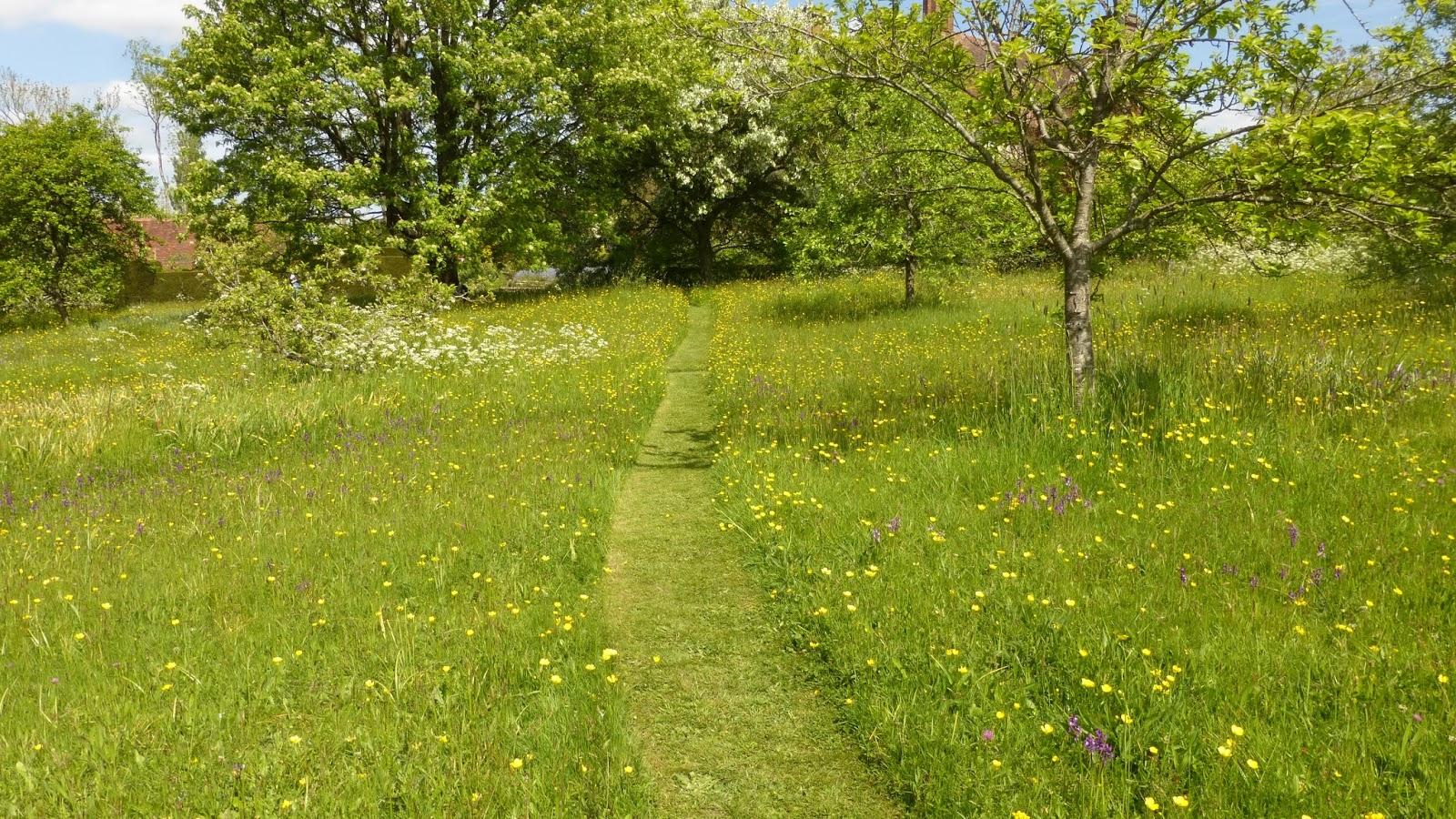 Mon jardin entre terre et mer un mythe dans les jardins for Jardins anglais celebres