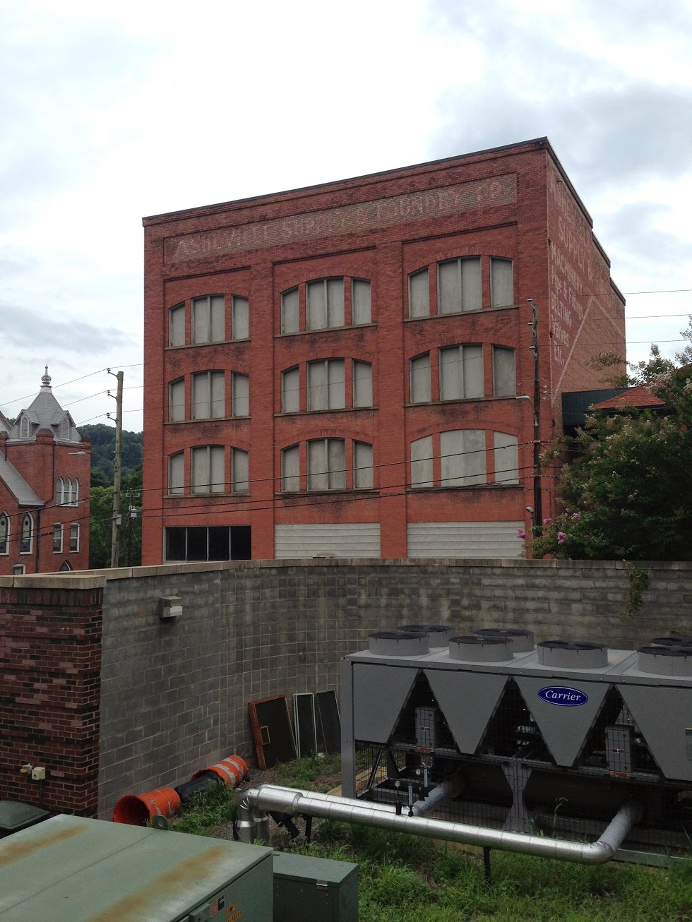 Ghost Signs From Asheville North Carolina In Search Of