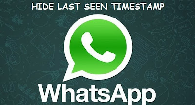 How to Hide LAST SEEN in Whatsapp