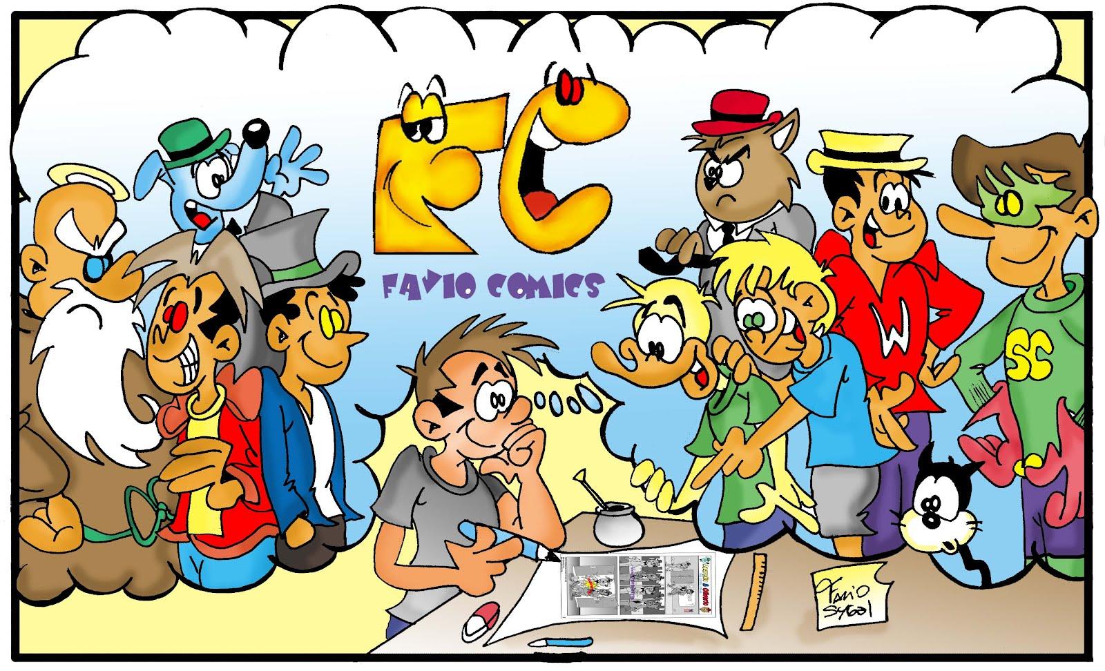 Favio Comics