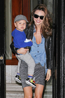 Flynn Bloom and Miranda Kerr Picture to download free