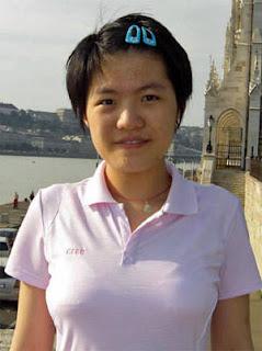 Echecs à New Delhi : la Chinoise Hou Yifan  © ChessBase