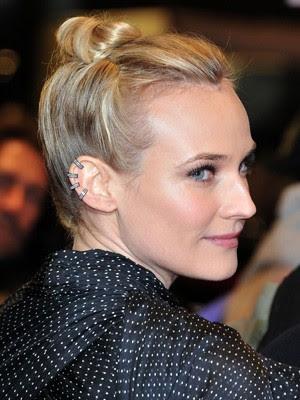 Diane Kruger's Ear Cuffs