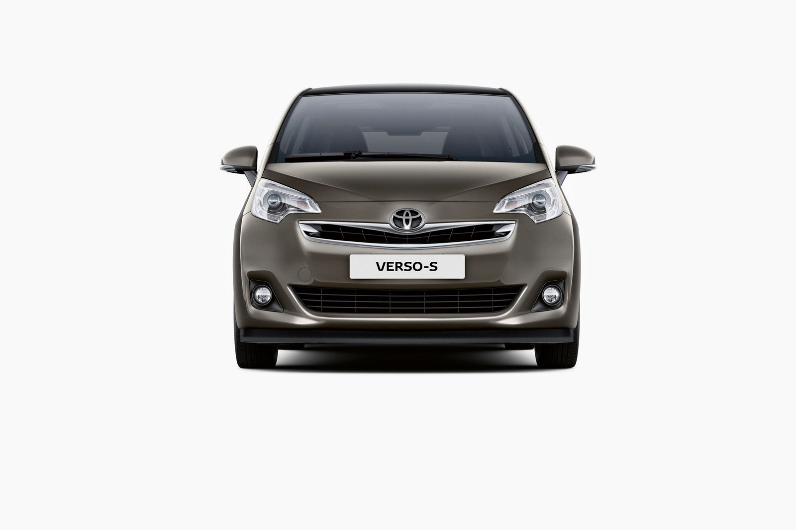 Toyota renewed the Verso-S 2015