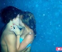 En un beso tuyo siempre encuentro mi paz