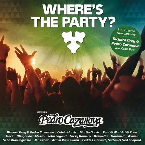 Where�s The Party? [Edi��o Digital] (2014)