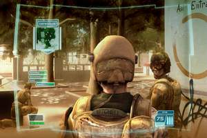Ghost Recon Desert Siege-Screenshot-1