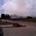Moradores de Nísia Floresta reclamam queimadas em lixão próximo às casas