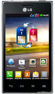 LG Optimus L5 Dual