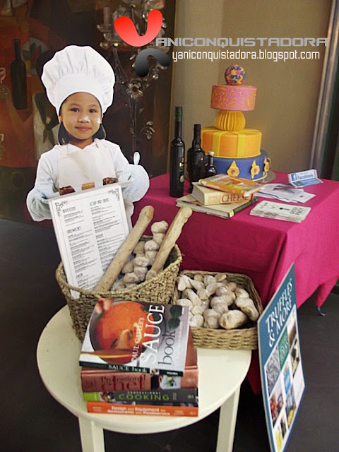 CCA Podium. Culinary School. Market Café.