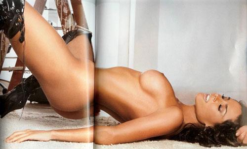 Dorismar Pletamente Desnuda Revista Etremo