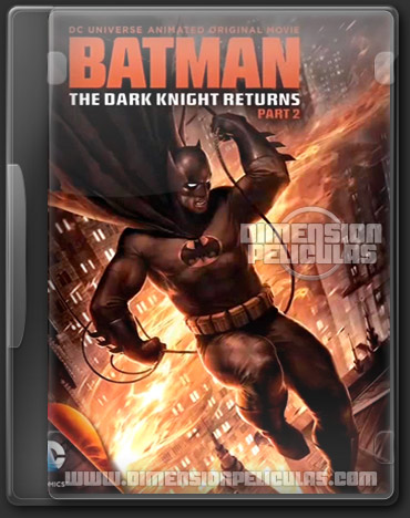 Batman The Dark Knight Returns Part 2 (BRRip HD Español Latino) (2013)