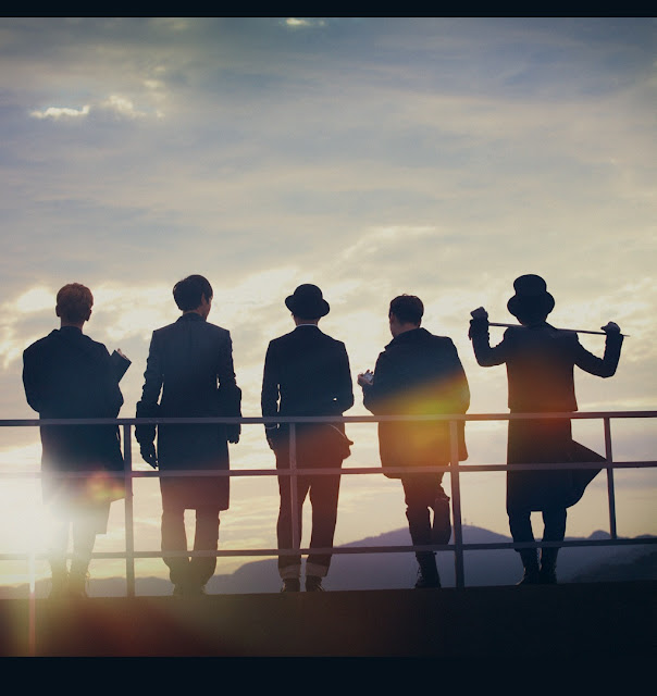 SHINee 1000 Days Always By Your Side extended pv info