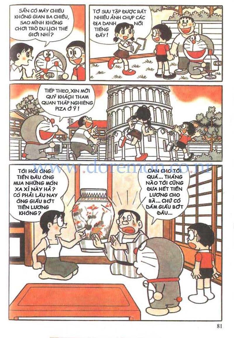 Doraemon Doremon Color chap 21 - 22