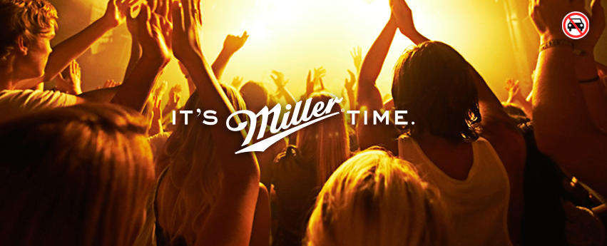 Its Miller Time.