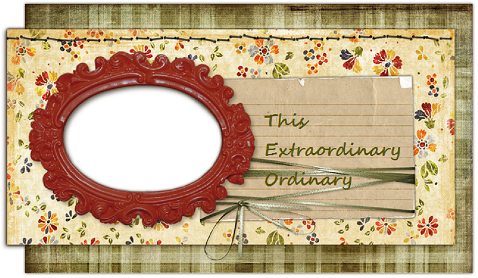 This Extraordinary Ordinary
