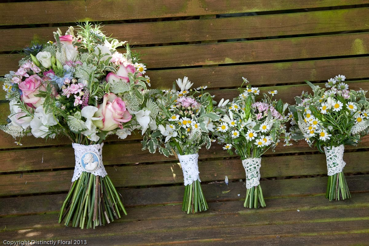 Distinctly Floral Beautiful Bouquets From Wonderful Weddings