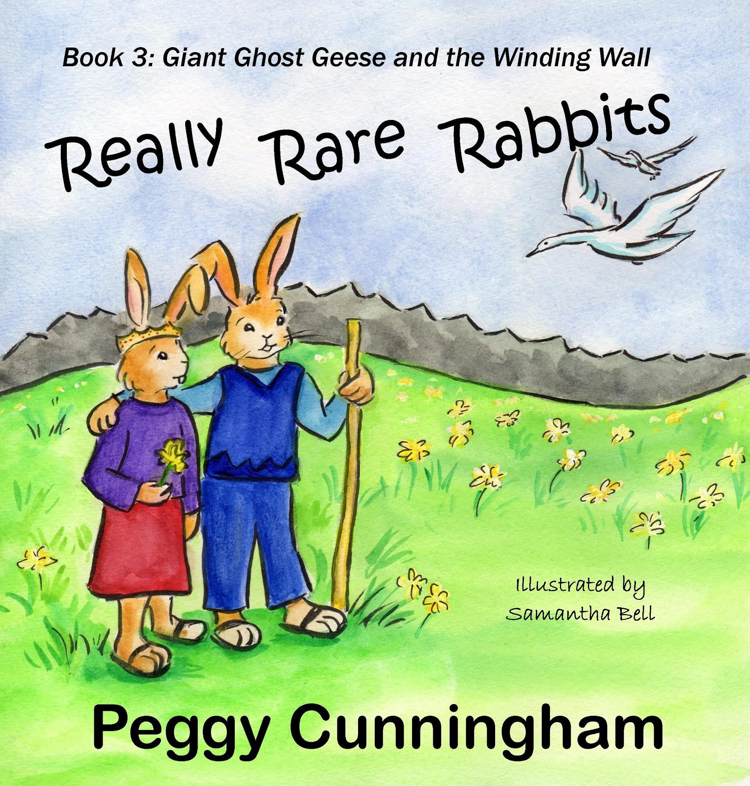 Really Rare Rabbits: Book 3
