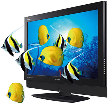 D Led Tv Without Glasses