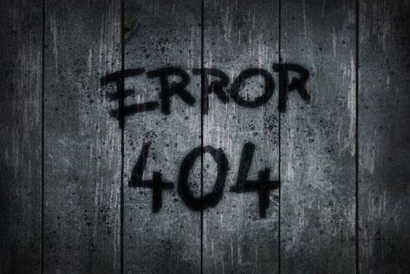Cách khắc phục lỗi 404 not found