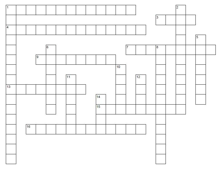 Course work crossword ccuart Gallery