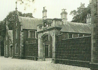 Lord Belmont In Northern Ireland Cairncastle Lodge