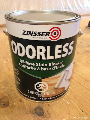 Zinsse odorless oil-based stain blocker