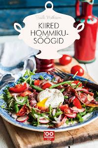 Raamat kiiretest, maitsvatest ja lihtsatest hommikusöökidest