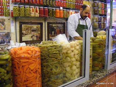 Beyoğlu Turkish Pickles
