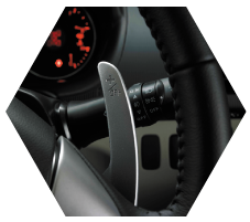 PADDLE SHIFT pajero sport v6