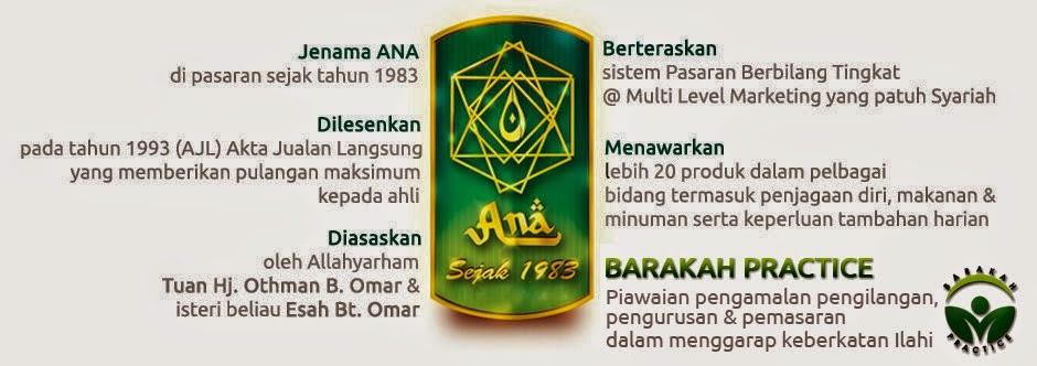 Siapa Ana Edar Sdn Bhd?