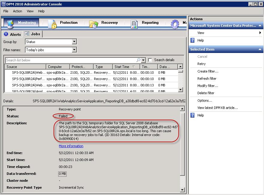 sharepoint administrator resume sle