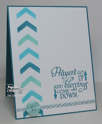"ODBD ""Blessings"" Card Designer Angie Crockett"