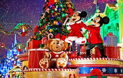 Fotos Natal em Orlando 2013