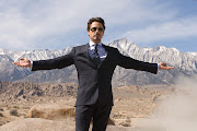Robert Downey Jr. IS Tony Stark, .