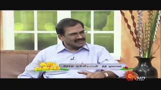 Virundhinar Pakkam – Finance Advisor Somavalliappan – Sun TV Show 04-09-2013