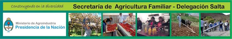 Secretaría de Agricultura Familiar Delegación Salta