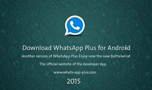 Download whatsapp plus Reborn 1.80 latest
