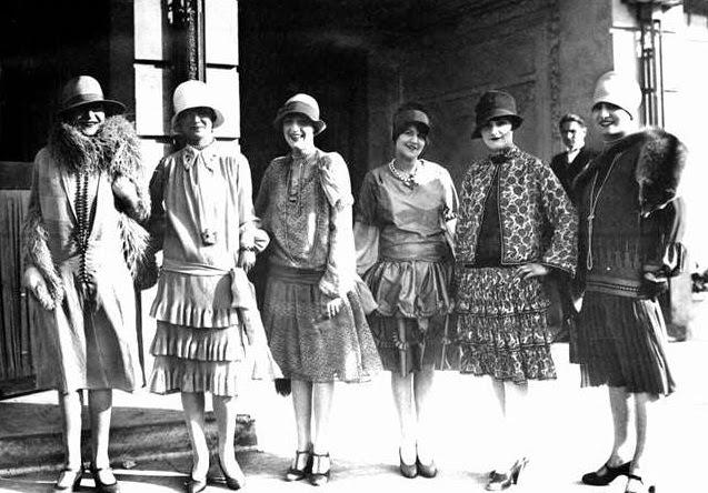 Los sombreros originales Coco Chanel