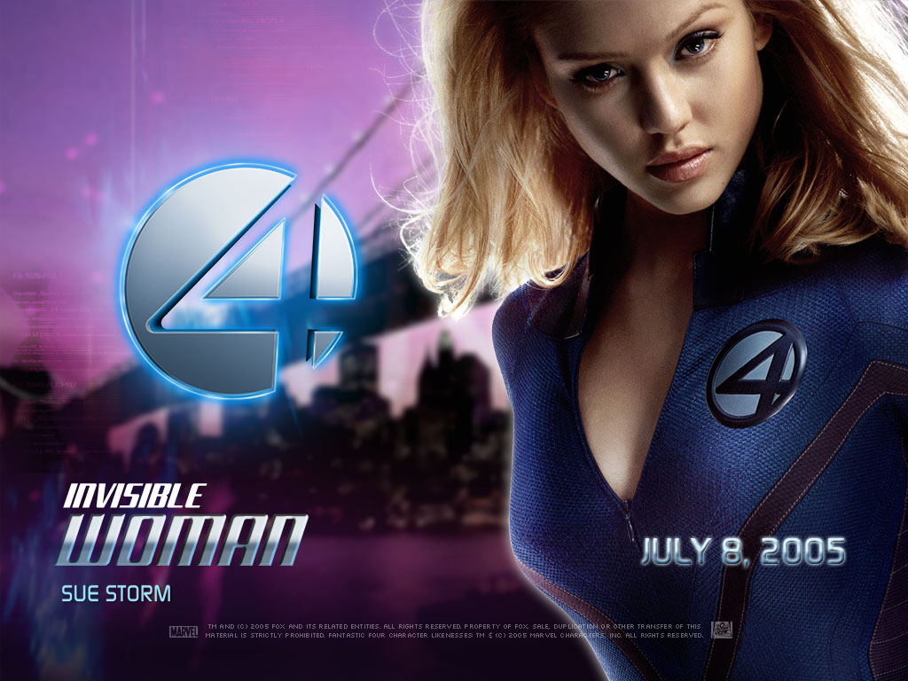 Fantastic 4 HD & Widescreen Wallpaper 0.70196230103932