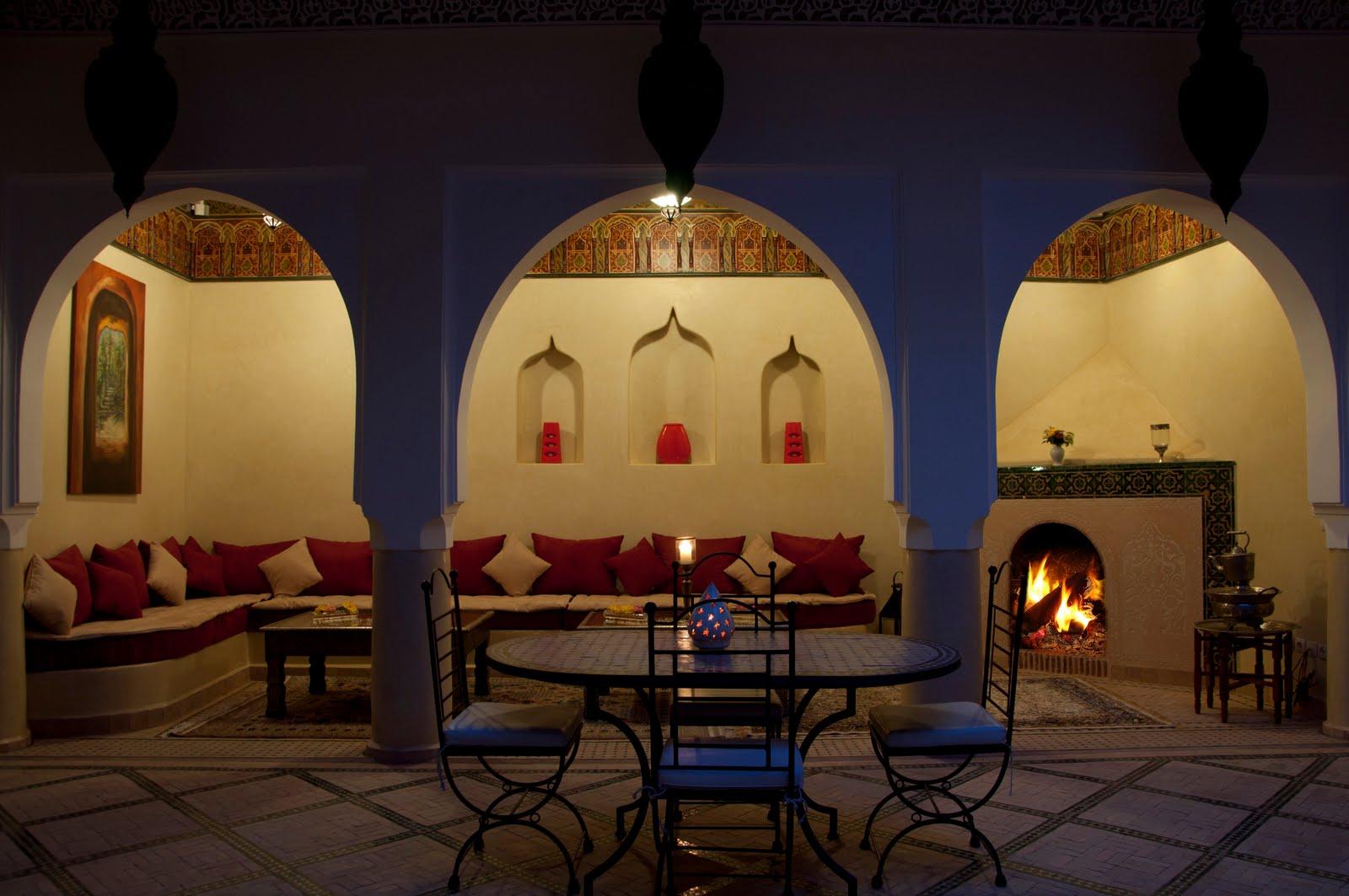 séjour à Marrakech au Riad Granvilier