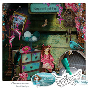 Secret Attic by Kandi Designs