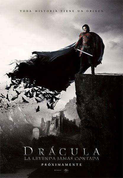 Drácula: la historia jamás contada (2014)