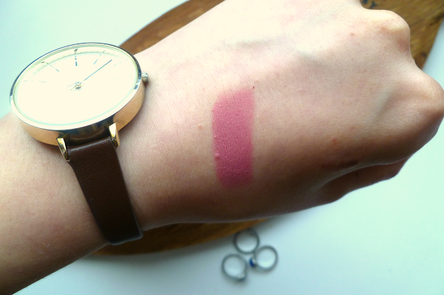 Collection matte Taffeta Bloom swatch